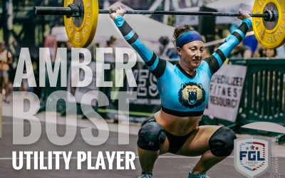 Fort Lauderdale Lions' Amber Bost on Returning This Season