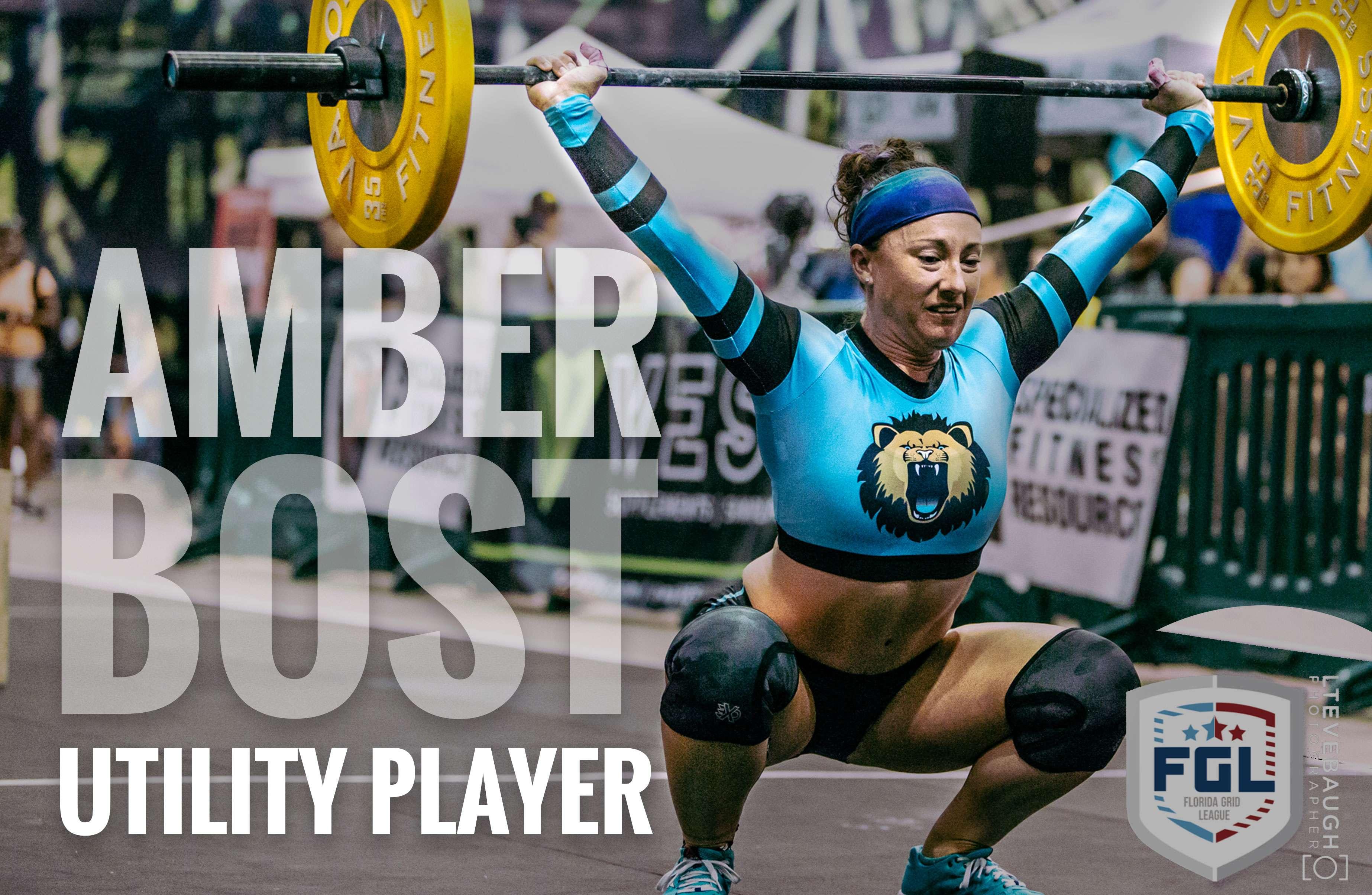 Amber Bost - #43