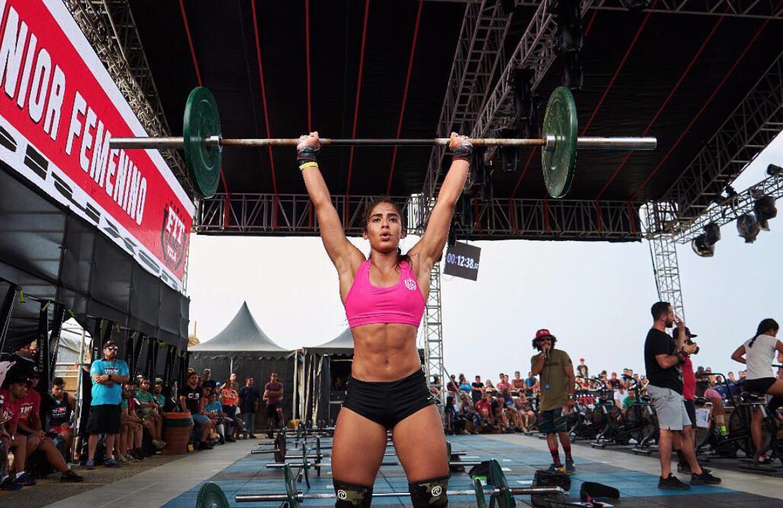 Laura Sanchez - #1