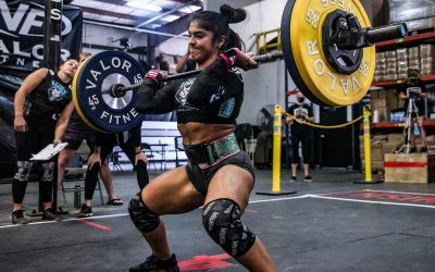 Laura Sanchez and Her Experience Competing With Men.