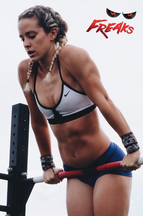 Ashley Milian - #34