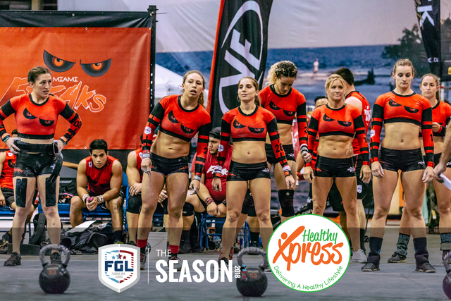 Healthy Xpress Sponsors Two Teams and the FGL for the 2018 Season