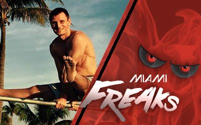 The Miami Freaks hire two time Olympian Deyan Yordanov as gymnastics coach