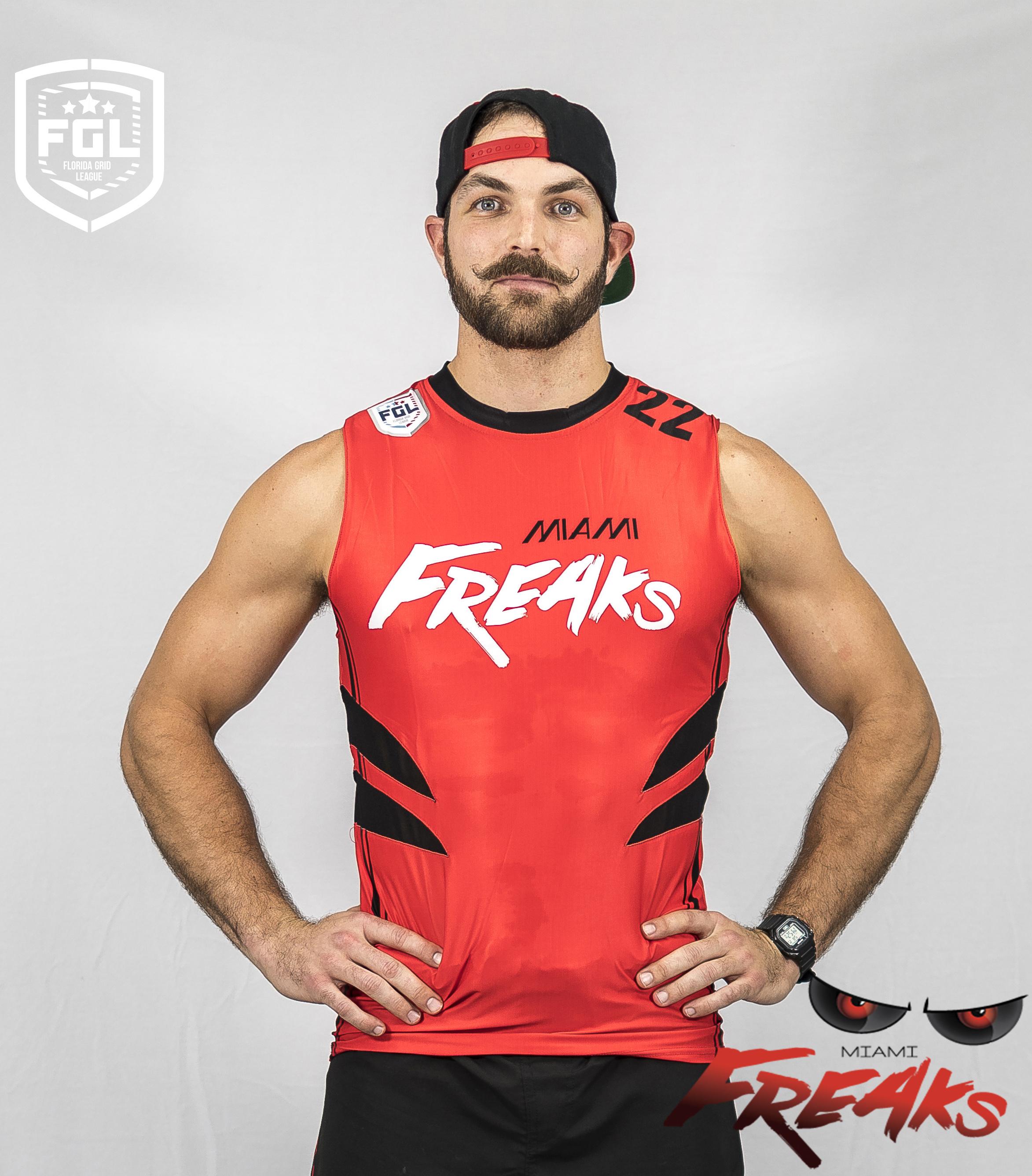 Shane Kaufman - #22