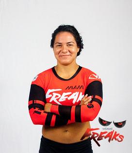 Fernanda Saavedra - #18