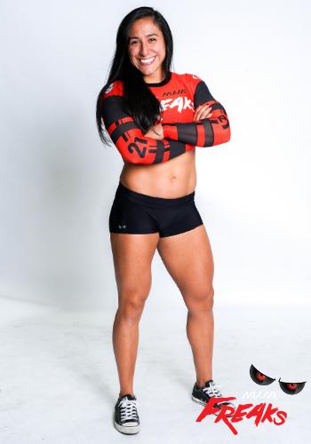 Winter Nicolette Rodriguez  - #21