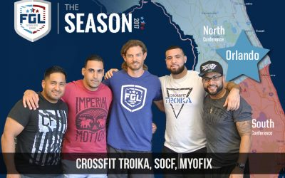The Orlando team of the FGL Season has been acquired by CrossFit Troika, SOCF, and Myofix