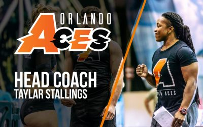 NPGL MVP Taylar Stallings – Head Coach of Orlando Aces