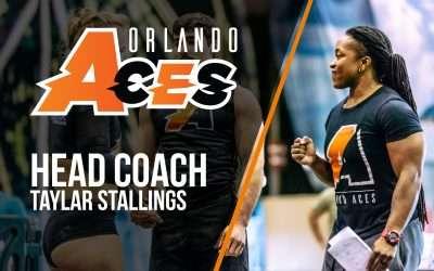 NPGL MVP Taylar Stallings – Head Coach of Orlando Aces