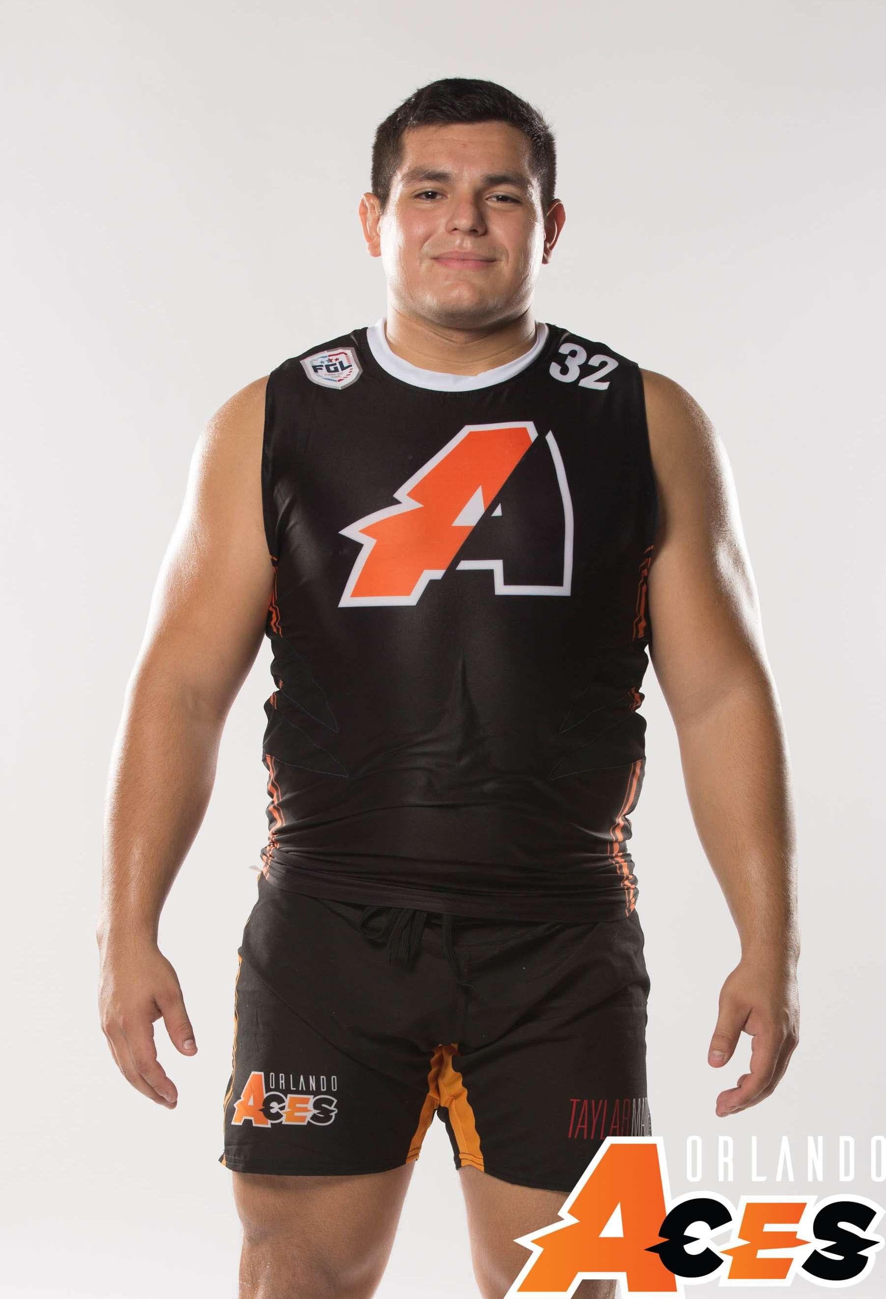 Miguel Santis - #32