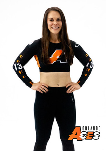 Megan Medeiros - #13