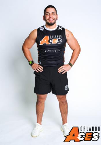 Kevin Barraez - #14