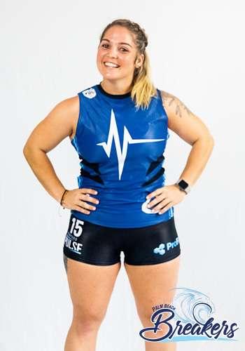 Nicole Moore - #15