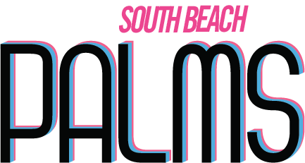South Beach Palms