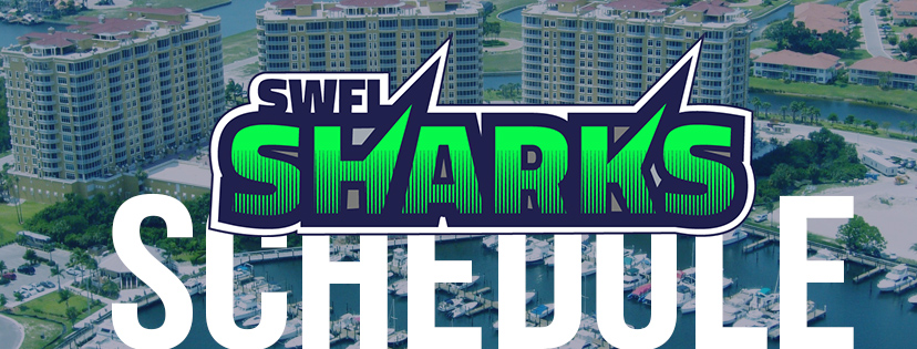 The SWFL Sharks Match 2018 Schedule