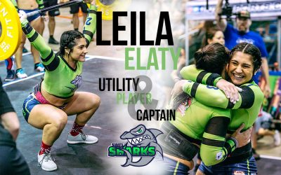 GRID vs CrossFit –  SWFL Sharks' Powerhouse – Leila Elaty