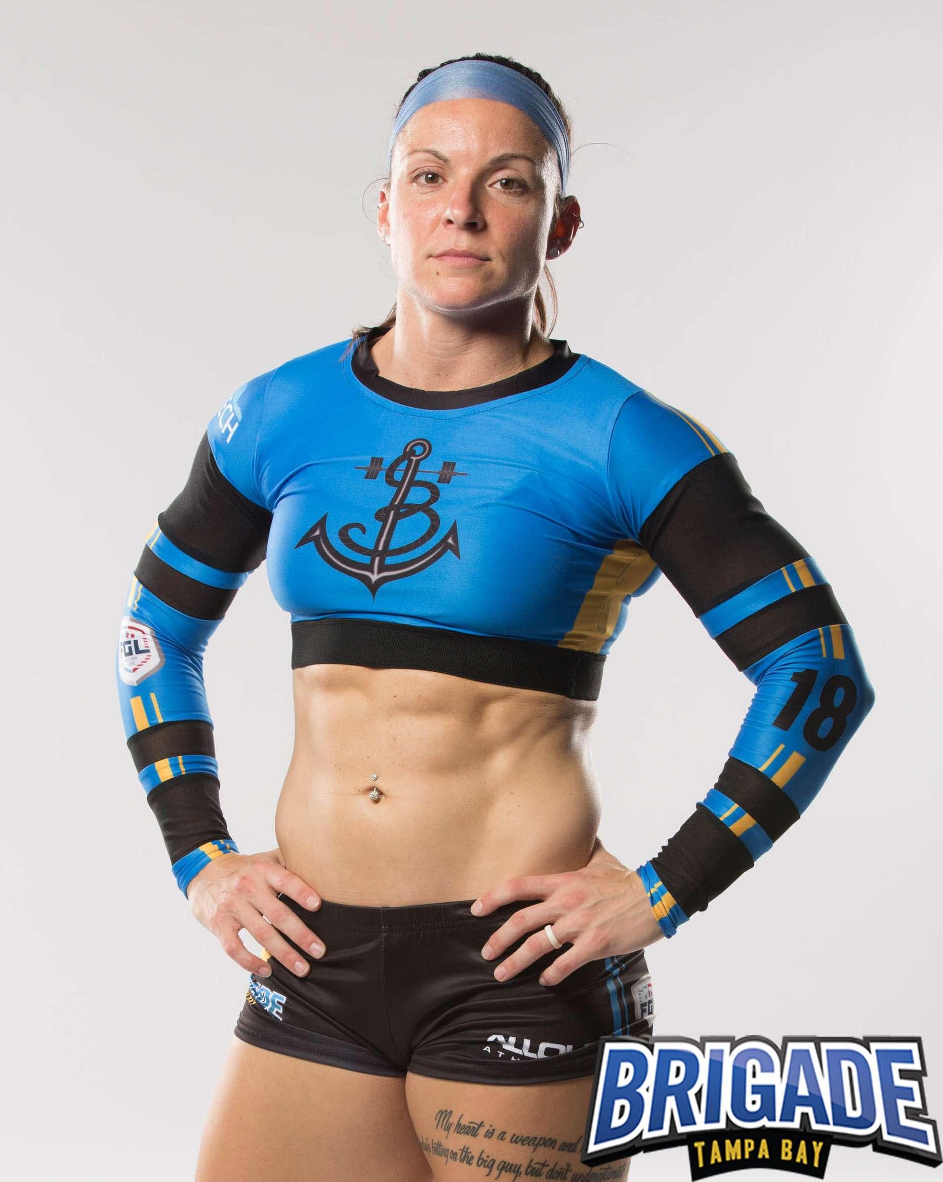 Jess Krezmien - #18