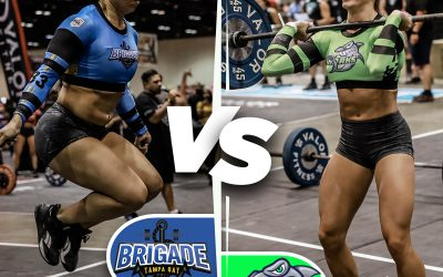 A HEATED GRID League Match Recap – Brigade vs Sharks
