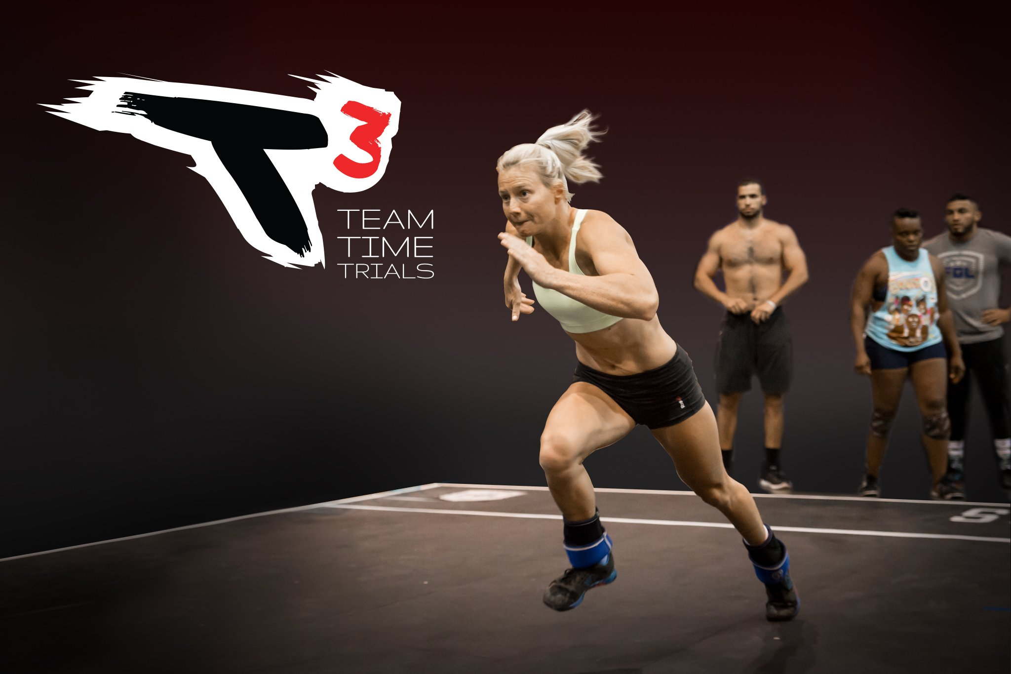 Why are we putting on T3 with Freakin CrossFit?