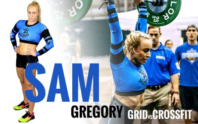 GRID vs CrossFit – Regional athlete and Brigade player – Sam Gregory