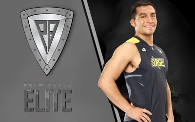 The Elite sign first past pro in Angel Rodriguez