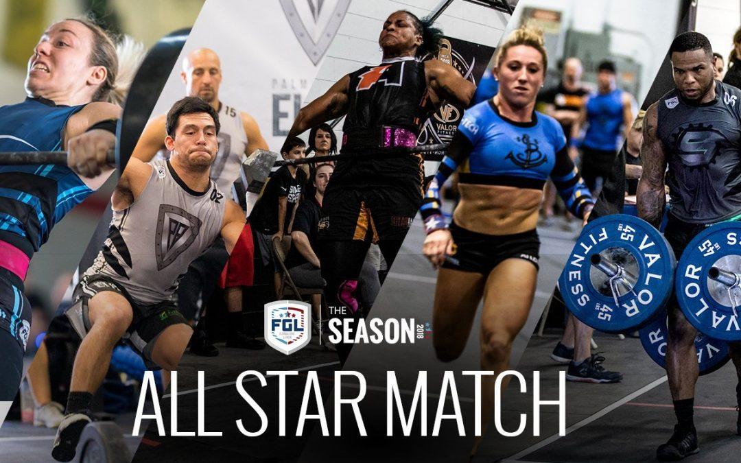 The 2018 FGL Season All Star Match