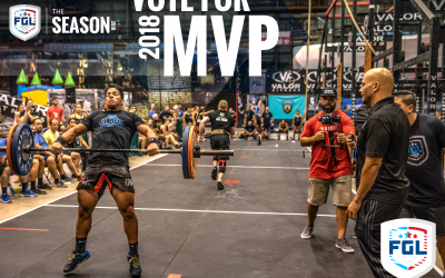 Vote for 2018 FGL MVP