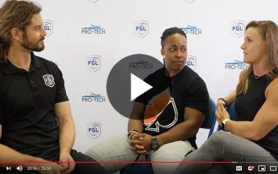 GRID vs CROSSFIT & WEIGHTLIFTING – Taylar Stallings and Danielle Szpindor
