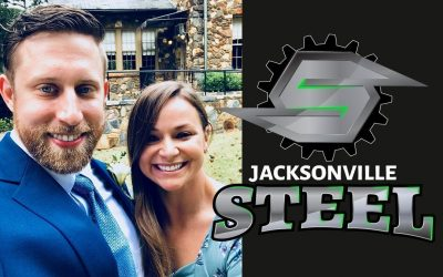 The Jacksonville Steel announce new leadership in Adam Muir and Dez Ambruso