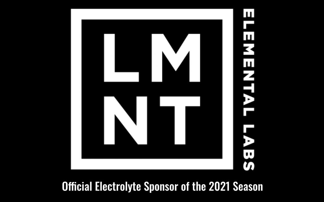 Sponsor Announcement – Official Electrolytes