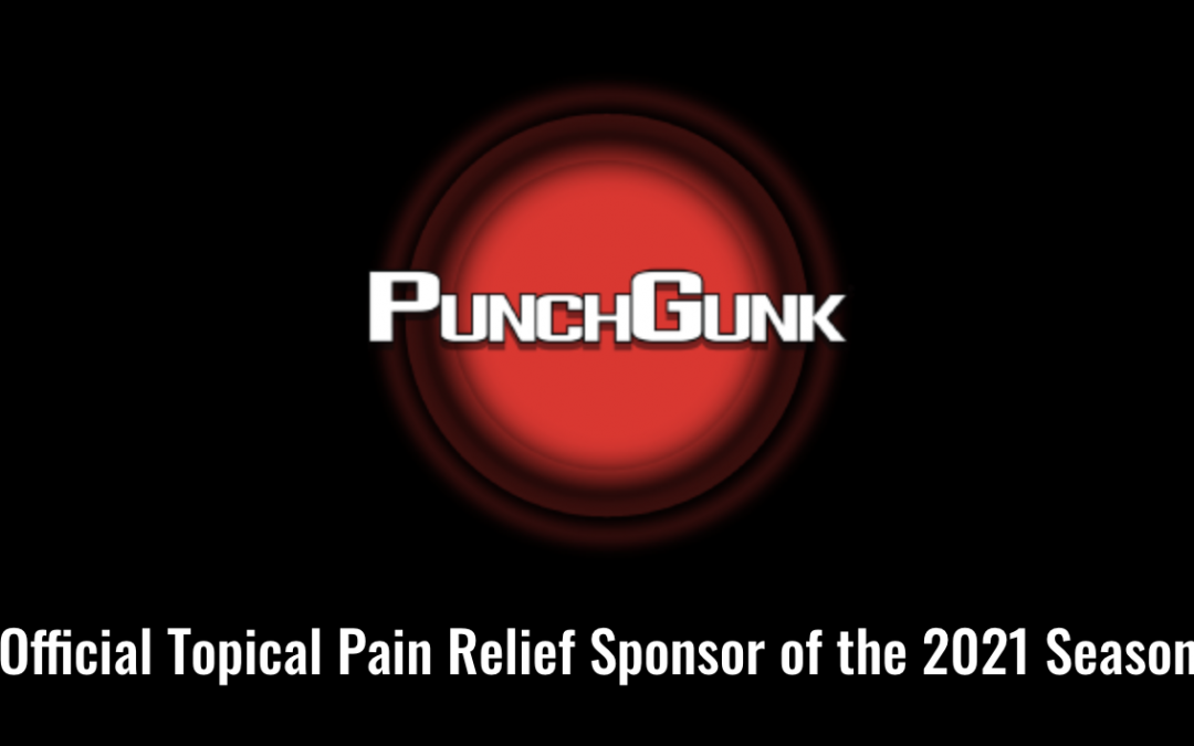 Sponsor Announcement – Official Topical Pain Relief
