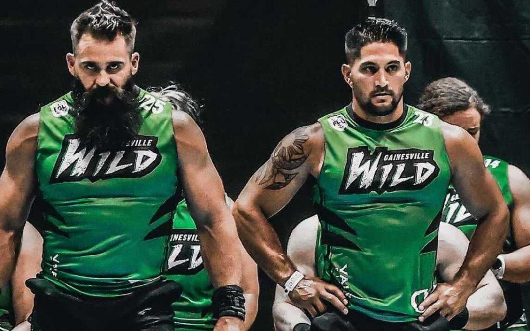 Gainesville Wild in the 2021 Season Opener – Behind the Scenes