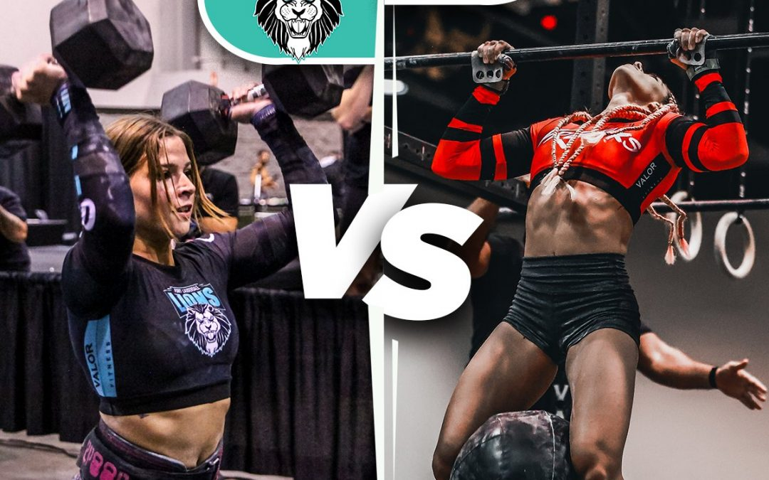 Two Rivals battle it out in a heated match – Freaks vs Lions