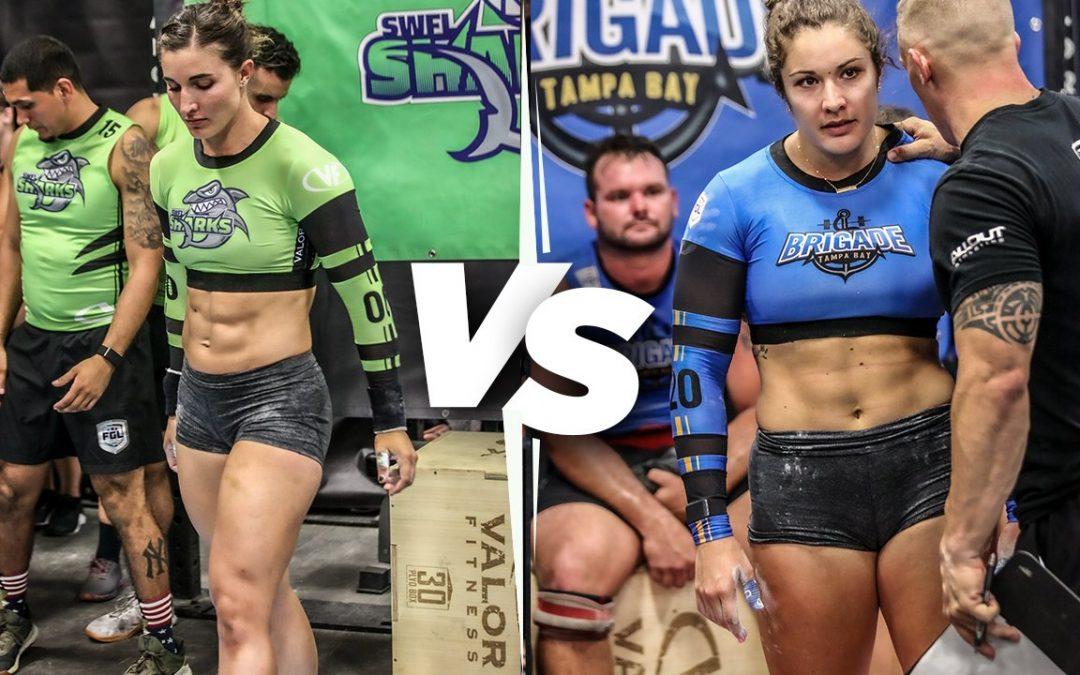 Intense battle between Northern Rivals –  Brigade vs Sharks